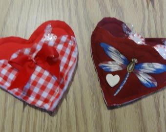 Valentine Pocket Hearts