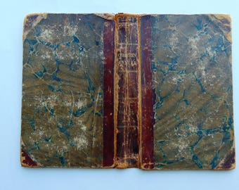 Antique Loose Book Covers - Marbled Covers