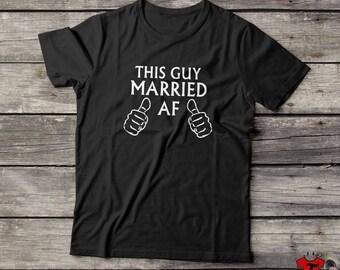 Married af shirt etsy
