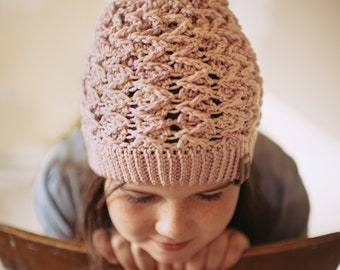 Instant Download, Ric Rac Hat Pattern, PDF FIle
