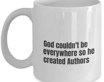 Author funny mug, Author funny mug, Author, gift idea