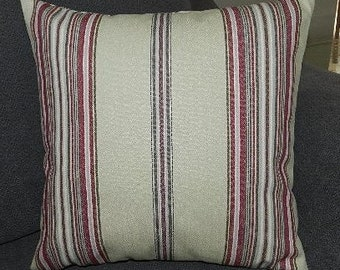Only One Available 14 inch x14 inch  100 % Cotton  Pillow Cover by Waverly  Decorative Pillow  Accent Pillow Cover