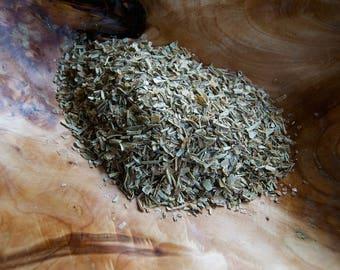 Organic Dried Aloe Vera Leaf