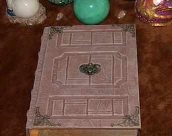 Egypt Egyptian Scarab Spellbook tome grimoire sketchbook journal larp cosplay wicca druid