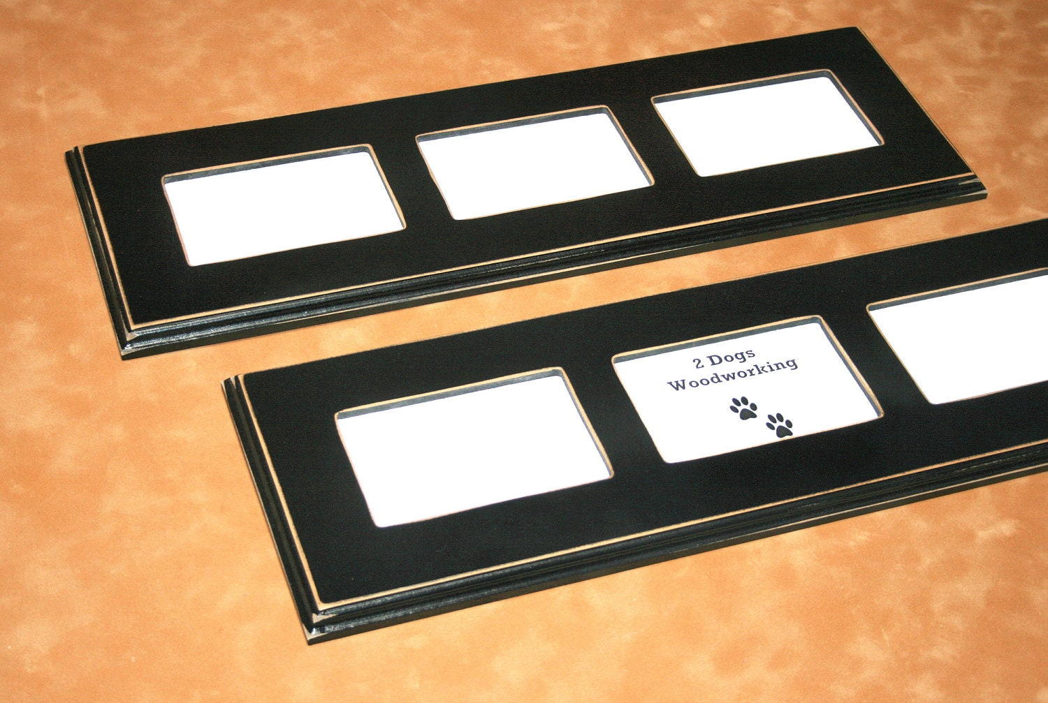 Multi opening picture frame 3 8x10 finished edge zoom jeuxipadfo Gallery