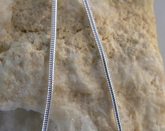 Sterling Silver 20 inch 2mm Snake Chain