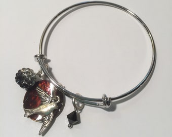 Barn Swallow Bracelet