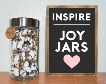 Inspire Joy Jars (original)