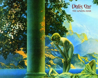 Dalis Car - The Waking Hour (140 gram blue & white swirl or 180 gram black) DRPLP64