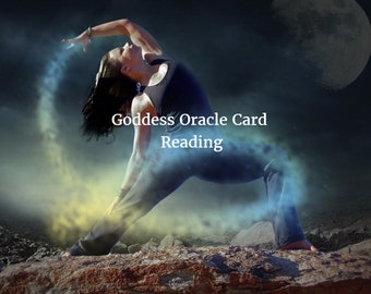 Goddess Oracle Card Reading