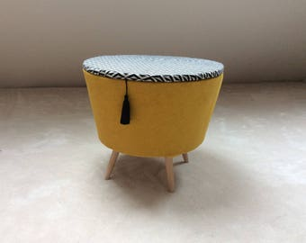 Stool / toy chest