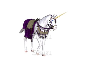 Unicorn PNG clip art white fairy tale fantasy transparent background digital stamp instant download  collage journal scrapbooking