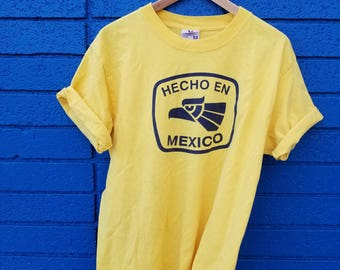 Hecho en Mexico Eagle Shirt by Goodies and Co