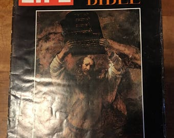 Life magazine  The Bible 1964