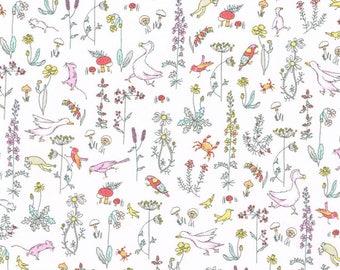 Liberty Art Fabrics Theo A Tana Lawn
