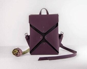 Leather backpack, rucksack, hipster backpack, leather rucksack, Macbook leather bag, leather rucksack bag, laptop backpack, school rucksack