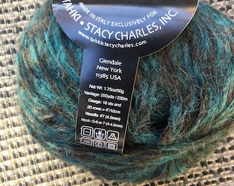 Tahki Kismet - a beautiful brushed alpaca blend yarn