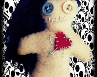 Implings Voody Doo Doll ' Mini Hex'