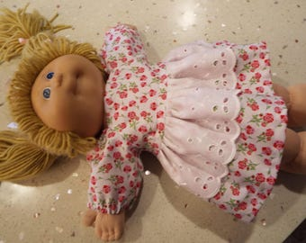 Dress To Fit Traditional Cabbage Patch Doll