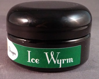 Scale Polish aftershave gel - Ice Wyrm - 2oz