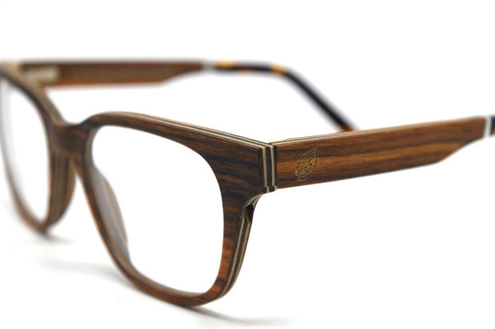 Wooden Glasses Handmade Glasses Prescription Glasses Wood
