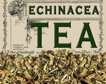 Echinacea - Organic Herbal Tea - 200 Grams