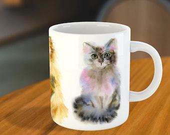 Cats & Kittens Ceramic Mug