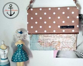 MAPAMUNDI-WORLD MAP bag