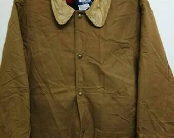 Vintage Workwear Jacket by Woolrich