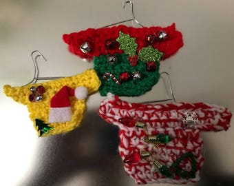 Ugly sweater pins