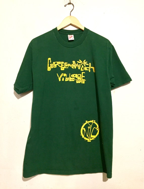 90s Greenwich Village NYC Tee