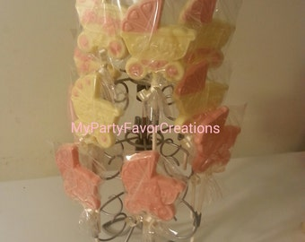 Baby Carriage lollipops