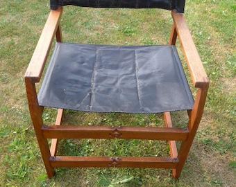 Kai Winding, folding chair, teak