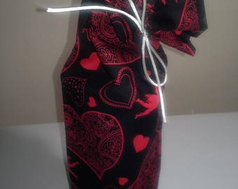 Lover's Cloth Wine Bag - Free Shipping