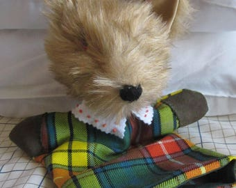 Coyote Hand Puppet Activity Toy Cool Puppet Toy for Tots Toddlers Toy Gift Made to Measure Scottish Toy Coyote Safe Activity Toy Fun Present