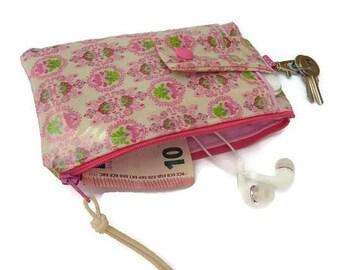 iPhone 8 Plus wallet case, Girls Birthday Present, woman wallet, OnePlus 5 wallet, iphone clutch, iPhone 8 Plus case, iphone 7 plus sleeve