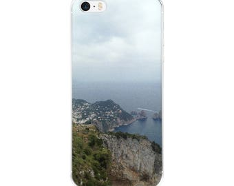 Capri Italy iPhone Case, great gift for women, men, teens and travelers