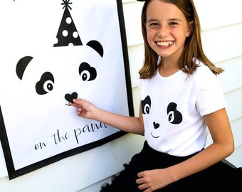 Pin the Nose on the Panda