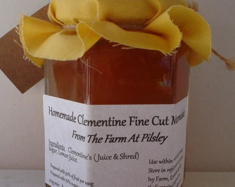 Orange Fine Cut Marmalade