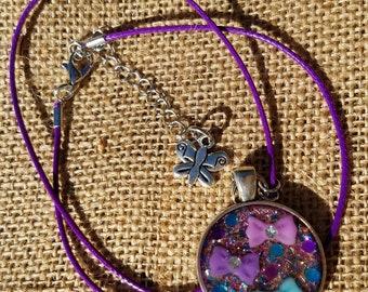 Bowtie Pendant necklace