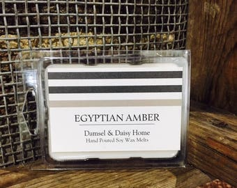 Egyptian Amber Wax Melts