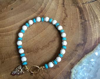 Bumblebee Charm Bracelet