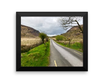 Ring of Kerry Framed photo paper poster