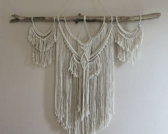Large Macrame Wall Hanging / Tapestry / Macrame Decor / Wall Art / Boho Decor / Bohemian