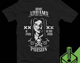 Addams Poison T-Shirt