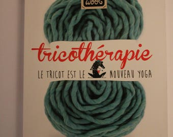 tricotherapie knitting book is the new yoga