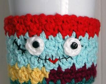 Crochet Sally Nightmare Before Christmas Coffee Cup Cozy