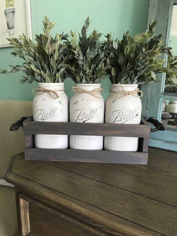 Farmhouse Decor Mason Jar