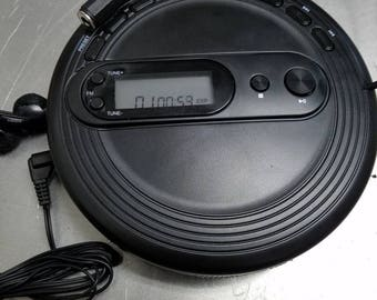 Switch Adapted Portable Cd Player.