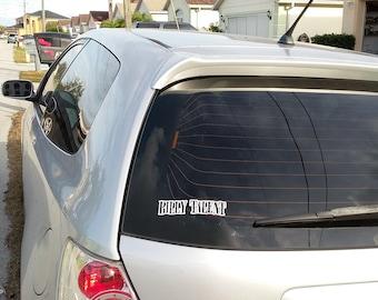 Canadian Car Decal Etsy - Custom vinyl car decals canada
